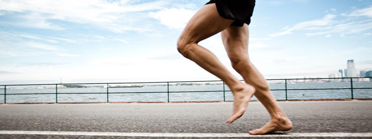Barefoot, Run Natural & Nike Free